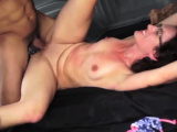 Hard bondage fuck and brutal anal gang bang xxx Helpless