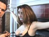 Diva is a nude beauty posing in a solo scene