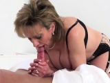 Unfaithful british mature lady sonia reveals her gigantic ho