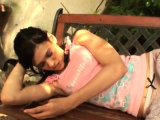 Blonde teen car and blowjob in park Miho gets porked in