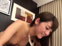 Mischievous asian maiden Maeri Konno is fucked for hours