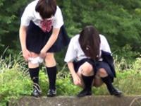 Watersports japanese teen
