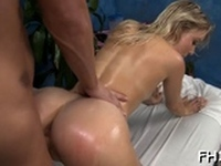 Stupendous blonde Natalia Rogue gets treated good