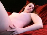 Horny Redhead With Big Ass Loves Showing