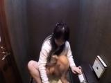 Asian teen rubbing pussy