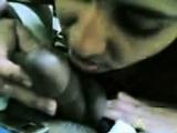 Mallu girlfriend giving blowjob an Tiffany from 1fuckdatecom