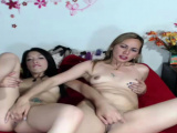 Pretty Bestfriends Gets Horny And Finger Fuck One Another