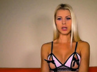 Amazing Lynna Nilsson breast exam exclusively for xhamster.c