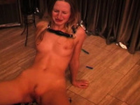 Admirable floozy get full access to her erotic cuch