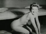 Classic nude posing