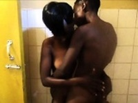 Pearl and Sara are two sexy young lesbians from Africa.