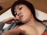 Nude chick craves for the oriental rod in full pov hardcore