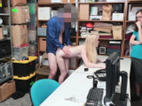 Teen Risks Jail Over Sex In Public!