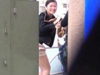 Japanese whores peeing