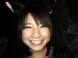 Koharu Aoi has slit fingered and fucked - More at hotajp.com