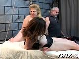 Large beautiful woman amateur thraldom porn