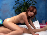 Charming sweetheart Melody Waters cumming on huge python