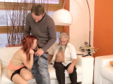 Play the game daddy Unexpected experience with an older