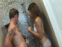 Massage loving asian queens her client