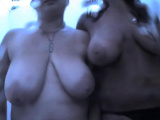 cabin voyeur two busty