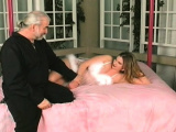Hot maid is dildo her ass with a marital-device