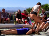 Swinger partners attend reality show on national TV