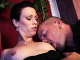 German hottie with natural tits enjoys an incredible