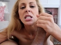 Mom flirt with my milfpartner Cherie Deville in