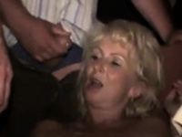 Amateur milf adult theater fun