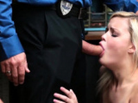 Cheerleader cop first time Suspect and accomplice were