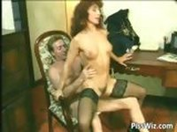 Old milf enjoy nice dick and fingers part1