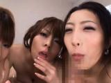 How a lewd japanese sweetheart looks like from pov angle