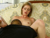 Nice sweetie opens up wet vagina and gets deflorated776iFl
