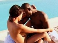 Kunjasa Exotic Lovemaking From Africa Ebony Couple