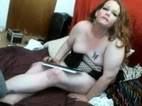 BBW Brunette Webcam Play