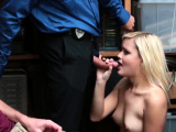 Nasty blonde anal hd Suspect and accomplice were caught