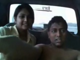Desi Indian Couple sex scandal on Car Video Leaked