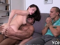 Tempting chick Alexis Crystal endures unforgettable fuck
