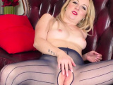 Hot pornstar fetish and cumshot
