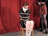 Watch femdom bdsm mistresses taunt horny fetish subject