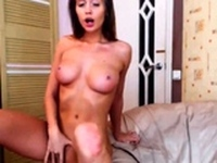 amazing roxana masturbate in room