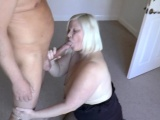AgedLovE Lacey Starr Sucking Hard Dick