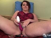 Nicole Ashbury loves getting kinky. She caresses her