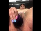 My extreme anal cucumber masturbation pov