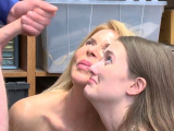 Caught fucking compilation and public bathroom first time