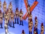 Crazy Hentai BDSM Gangbang in Prison