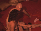 Steamy and sensual interracial swinger o