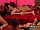 End up with an oral sex party in the red