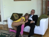 Aroused bianka f blows and rides cock