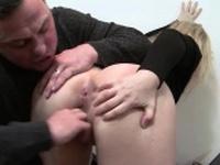 Polish slut gets fucked hard by her stepdaddy
